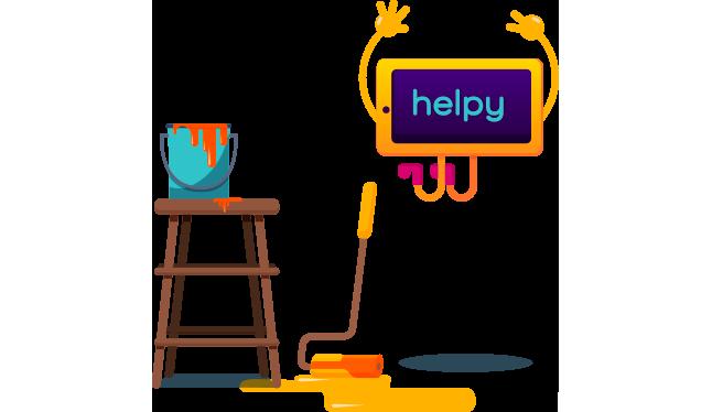 Helpy, jeu sur tablette pour aidants et aidé