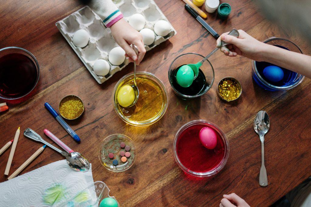 Atelier décoration Pâques