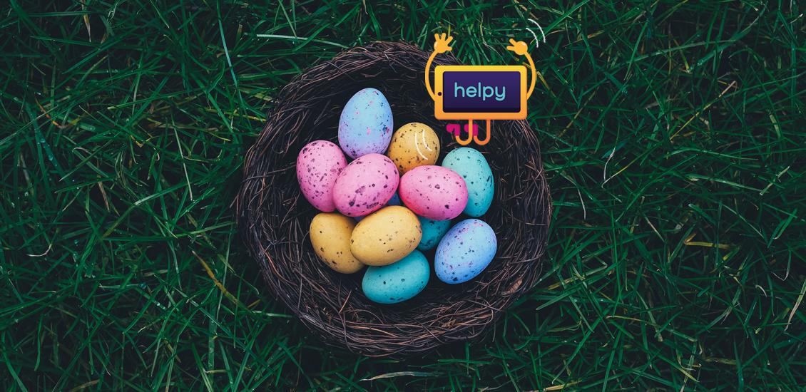 C'est Pâques : Et si on décorait des œufs ensemble ?