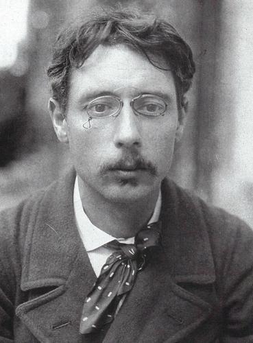 portrait de Pierre Bonnard
